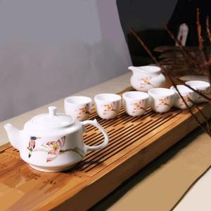 花样年华-景德镇手绘陶瓷功夫茶具套装