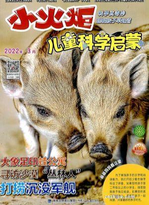 儿童科学启蒙(1年共12期)(杂志订阅)