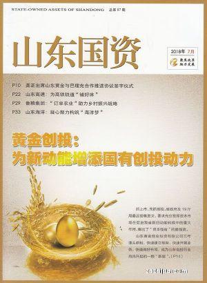 山东国资(1季度共3期)(杂志订阅)