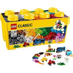LEGO乐高经典创意中号积木盒