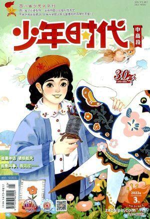 少年时代中高段(1年共12期)杂志订阅