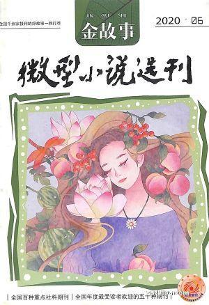 微型小说选刊金故事(1年共12期)(杂志订阅)