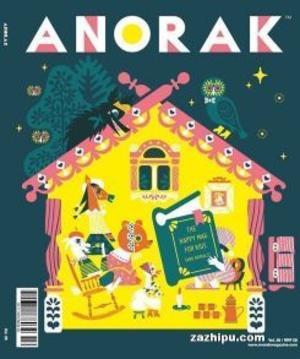 Anorak(英语)(1年共4期)(杂志订阅)