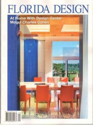 Florida Design佛羅里達設計(英文)(1年共12期)(雜志訂閱)