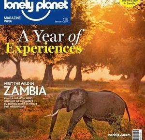 Lonely Planet Magazine孤獨星球(英文)(1年共12期)(雜志訂閱)