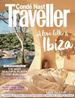 Conde Nast Traveller (UK)康德·纳斯特旅行家(英文)(1年共12期)杂志订阅