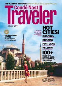 Conde Nast Traveler (US)康德纳斯特旅游者(英文)(1年共12期)杂志订阅