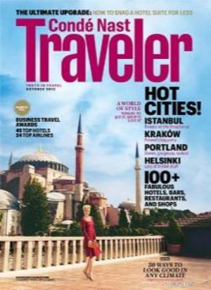 Conde Nast Traveler (US)康德纳斯特旅游者�英?#27169;�?年共12期�杂志订阅