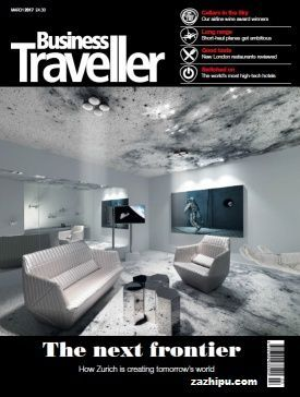 BusinessTravellerEnglishEd商務旅游者英文版(1年共10期)(雜志訂閱)
