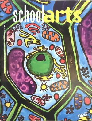 School Arts学校艺术(英文)(1年共9期)(杂志订阅)