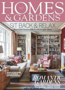 Homes & Gardens住宅与花园(英文)(1年共12期)(杂志订阅)