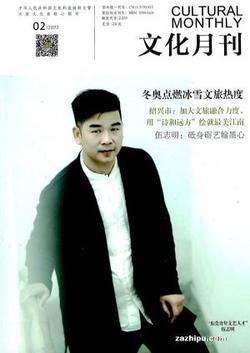 文化月刊(1年共12期)杂志订阅