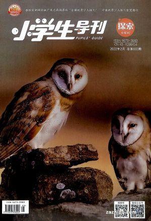 小学生导刊中年级(悦读版)(1季度共3期)杂志订阅(限湖南省外)