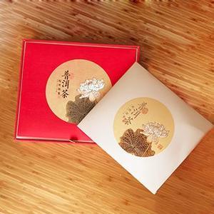 普洱熟茶-新春礼盒装