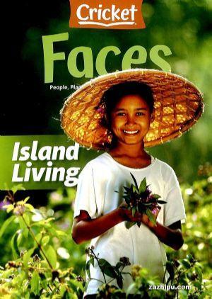 Faces面孔(1年共9期)(杂志订阅)