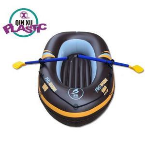 单人充气皮划艇 儿童气垫船