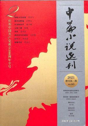 中篇小說選刊增刊(1年共4期)(雜志訂閱)