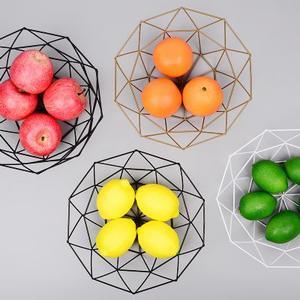 家用创意铁艺水果筐