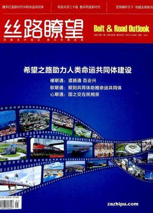 丝路�t望(1年共12期)(杂志订阅)