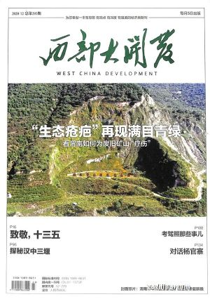 西部大開發(1年共12期) 雜志訂閱