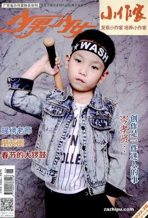 少男少女小作家(1季度共3期) 杂志订阅