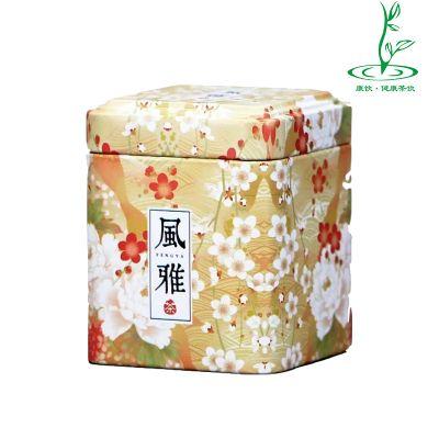 茉莉花茶小罐礼盒