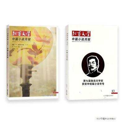 赠阅1本鲁迅文学专号(北京文学中篇小说月报2018年10月期)+北京文学 中篇小说月报 (1年共12期)(杂志订阅)
