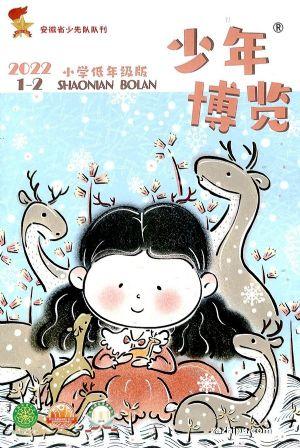 少年博览小学低年级(1年共12期)(杂志订阅)