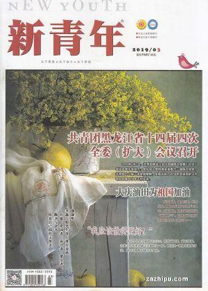 新青年(1季度共3期)杂志订阅