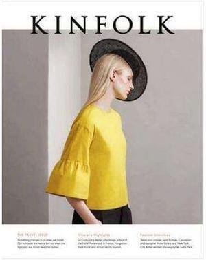 Kinfolk四季(1年共4期)