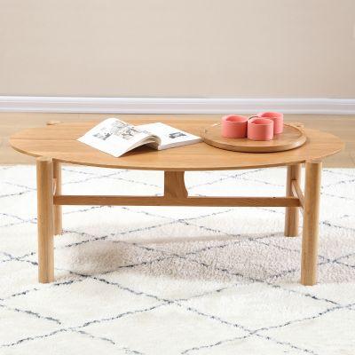 原始原素全实木客厅茶几家具