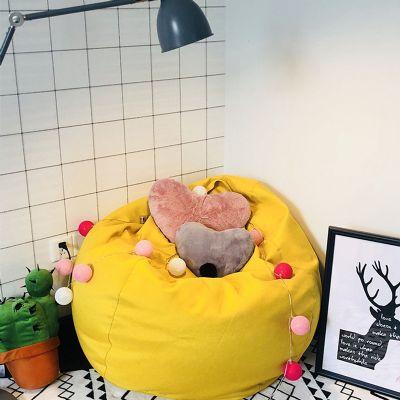 单人网红个性地上豆包沙发(正常款单个)