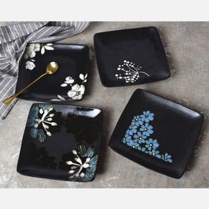 创意个性陶瓷深盘