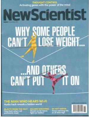 新科學家New Scientist(1年共52期)(雜志訂閱)