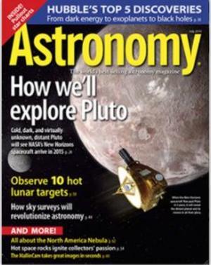 天文学Astronomy(英文)(1年共12期)(杂志订阅)