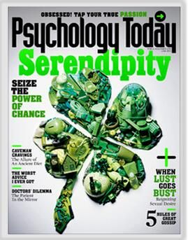 今日心理学Psychology Today(英文)(1年共6期)