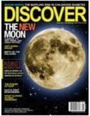 发现Discover(英文)(1年共10期)(杂志订阅)
