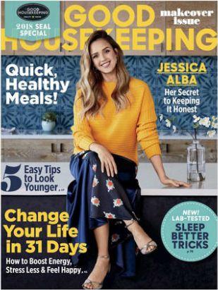 好管家(英)Good Housekeeping(UK)�英?#27169;�?年共12期��杂志订?#27169;?