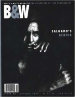 黑白摄影Black & White (英文)(1年共6期)(杂志订阅)