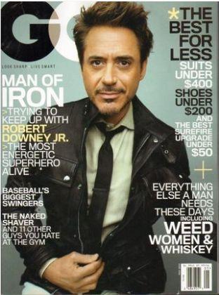 绅士GQ(意大利文)(1年共12期)(杂志订阅)