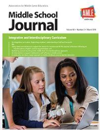 中學雜志Middle School Journal(英文)(1年共5期)(雜志訂閱)