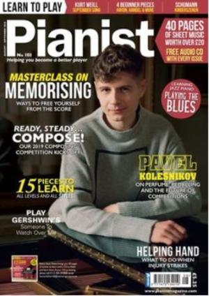 钢琴家PIANIST(英文)(1年共6期)(杂志订阅)