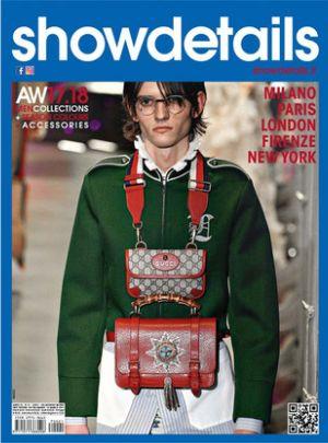 Showdetails Men(意大利文)(1年共2期)(杂志订阅)