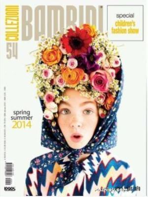 儿童时装集锦Collezioni Bambini/Baby(意大利文)(1年共2期)(杂志订阅)