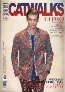 Book Moda Uomo(意大利文)(1年共2期)(杂志订阅)
