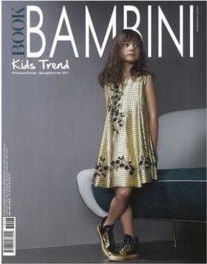 Book Moda Bambini(意大利文)(1年共2期)(杂志订阅)