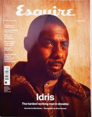 绅士Esquire(UK)(英文)(1年共12期)(杂志订阅)