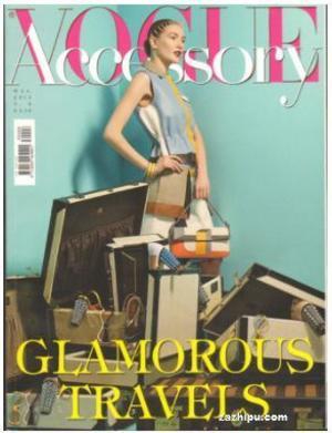 时尚-配饰Mag Accessory (原:Vogue Accessory)(意大利文)(1年共3期)(杂志订阅)