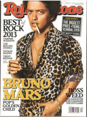滚石Rolling Stone(英文)(1年共24期)(杂志订阅)