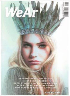 WeAr中文版(1年共4期)(杂志订阅)
